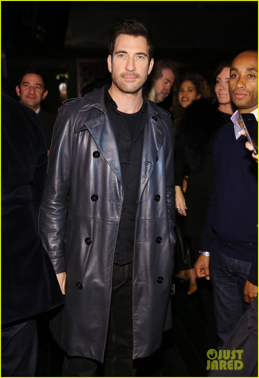 dylan mcdermott jamie chung victorias secret fashion show after party 2013 10
