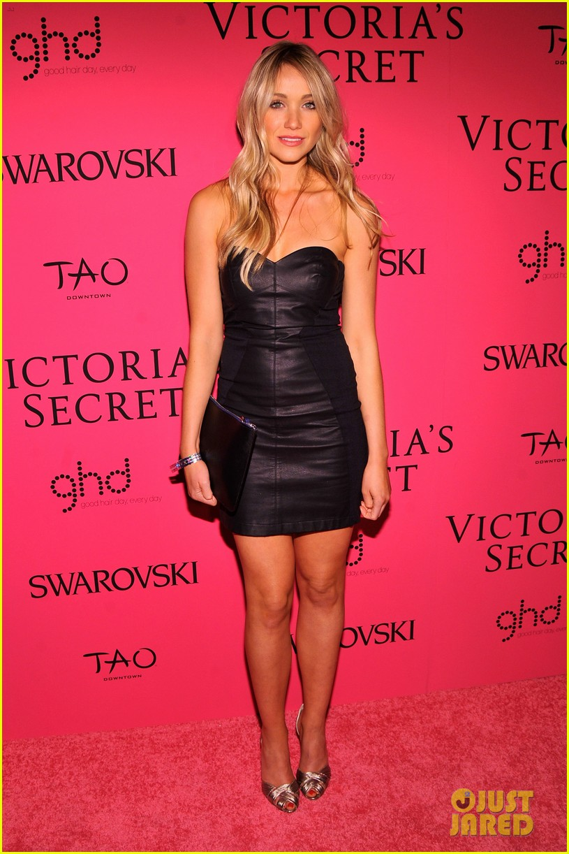 dylan mcdermott jamie chung victorias secret fashion show after party 2013 152992586