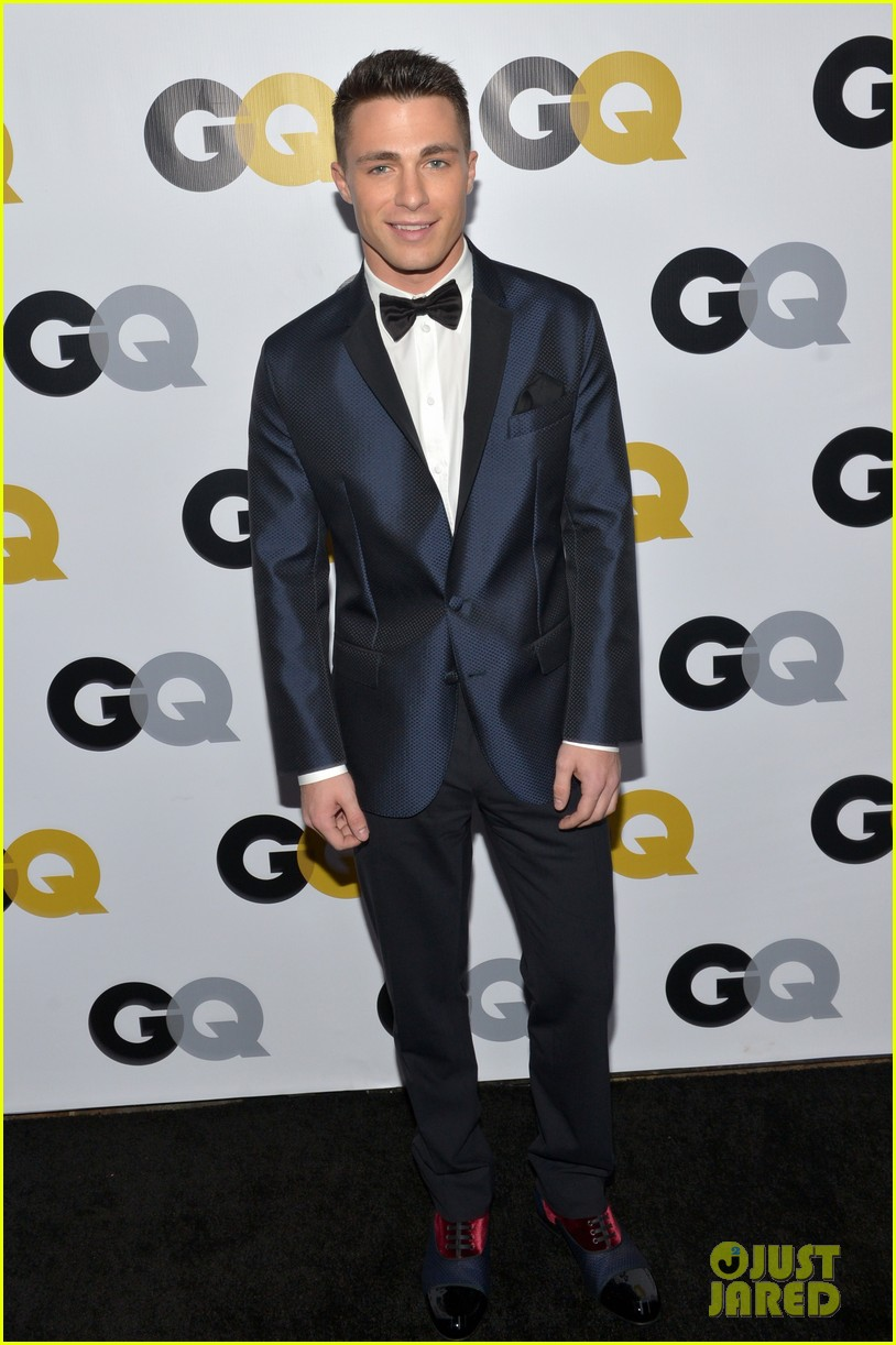ben mckenzie michael b jordan gq men of the year party 022991381