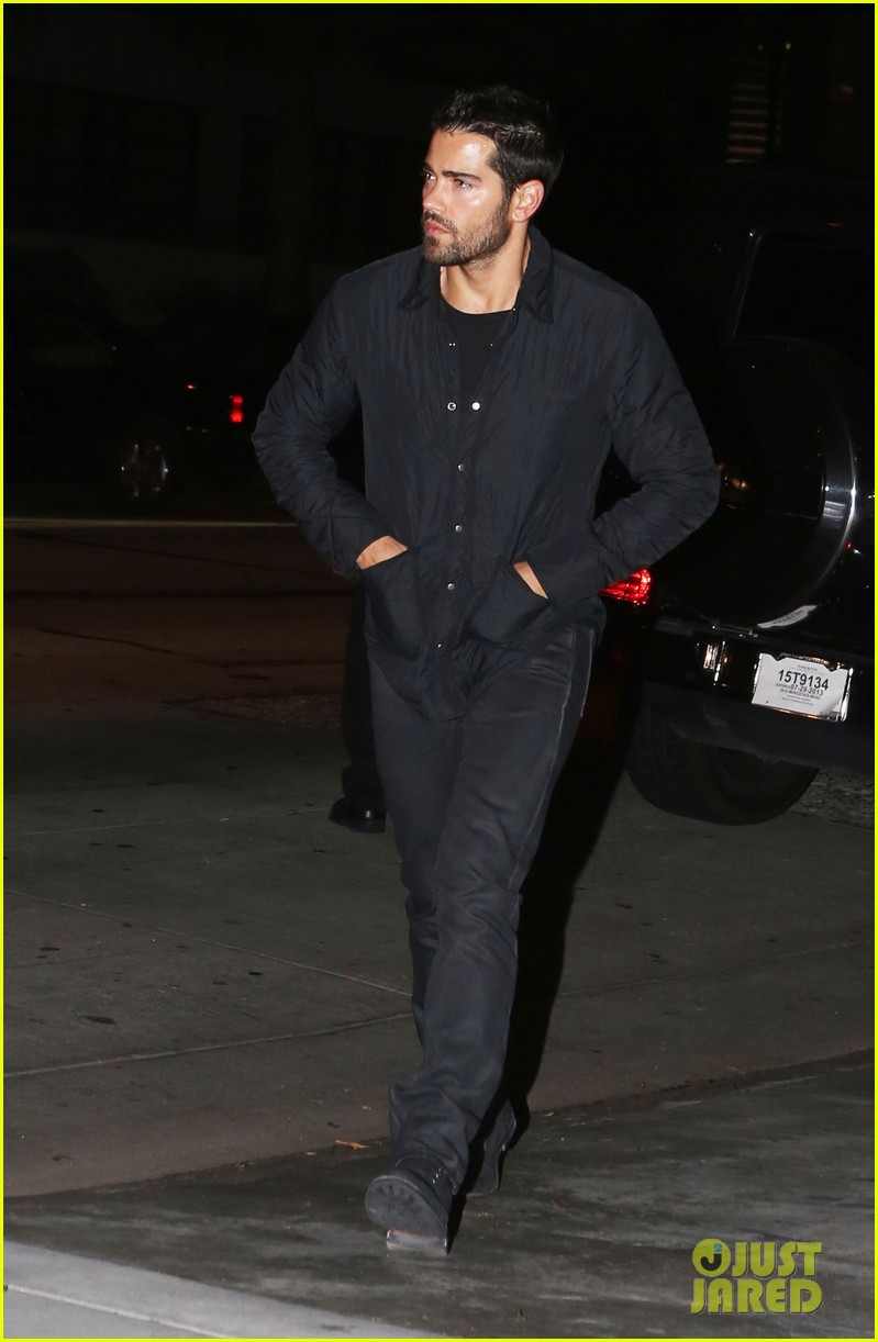 jesse metcalfe cara santana dinner with julianne hough 072995351