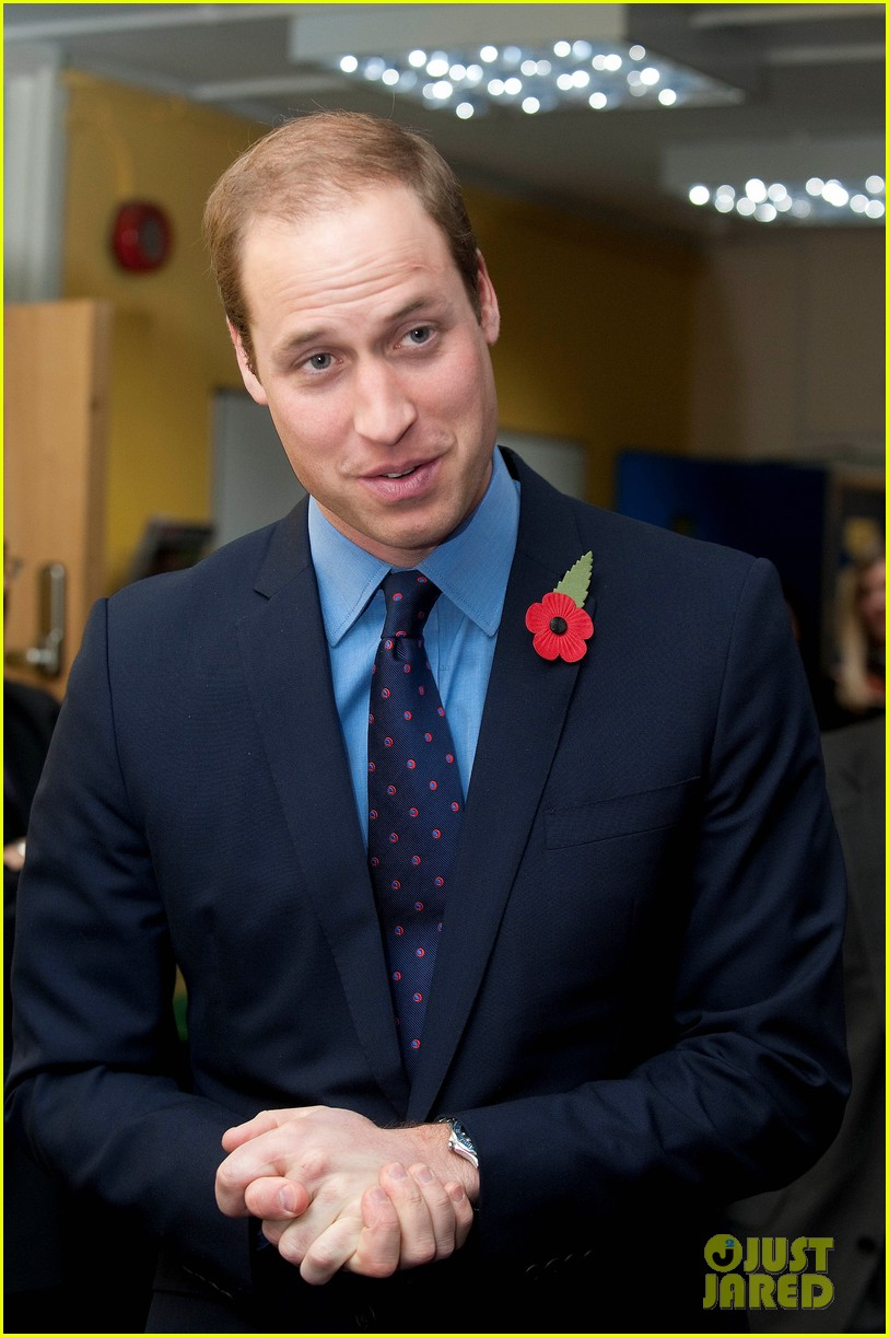 kate middleton prince william poppy day appeal 062987509