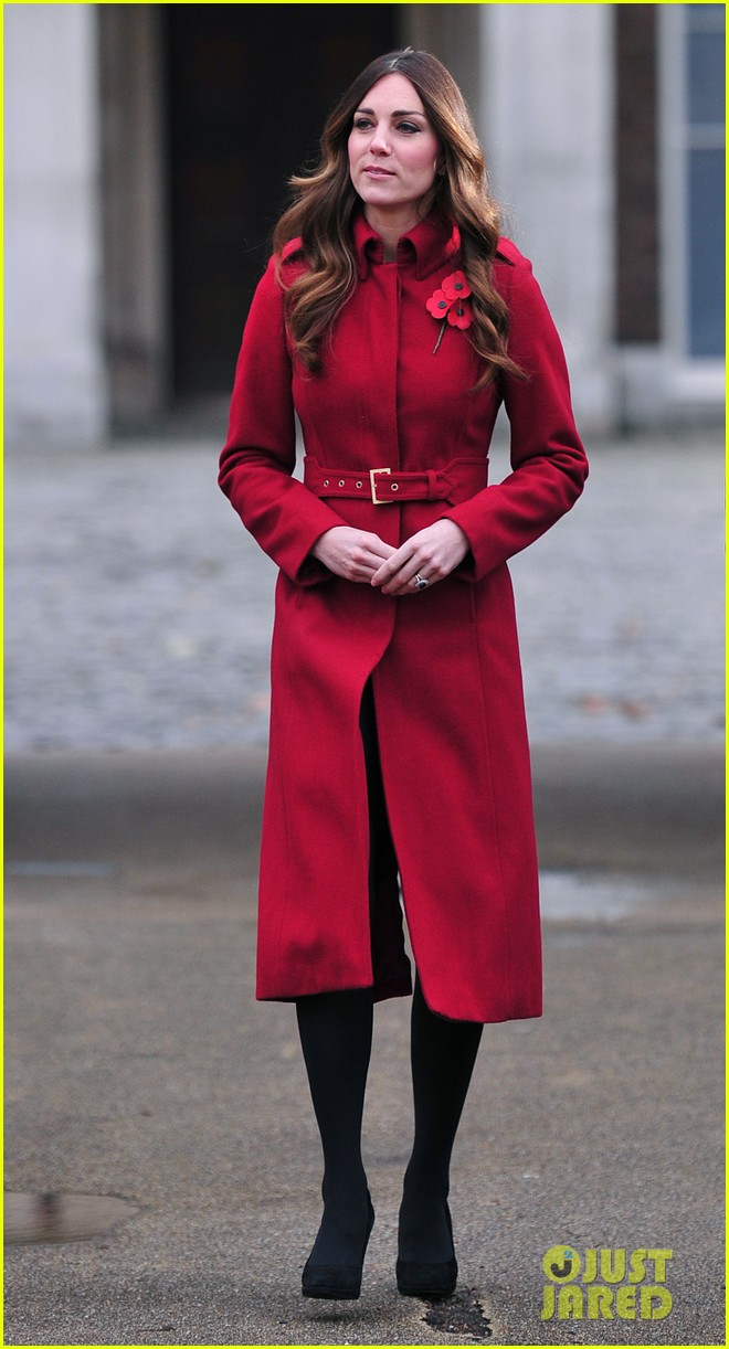kate middleton prince william poppy day appeal 142987517