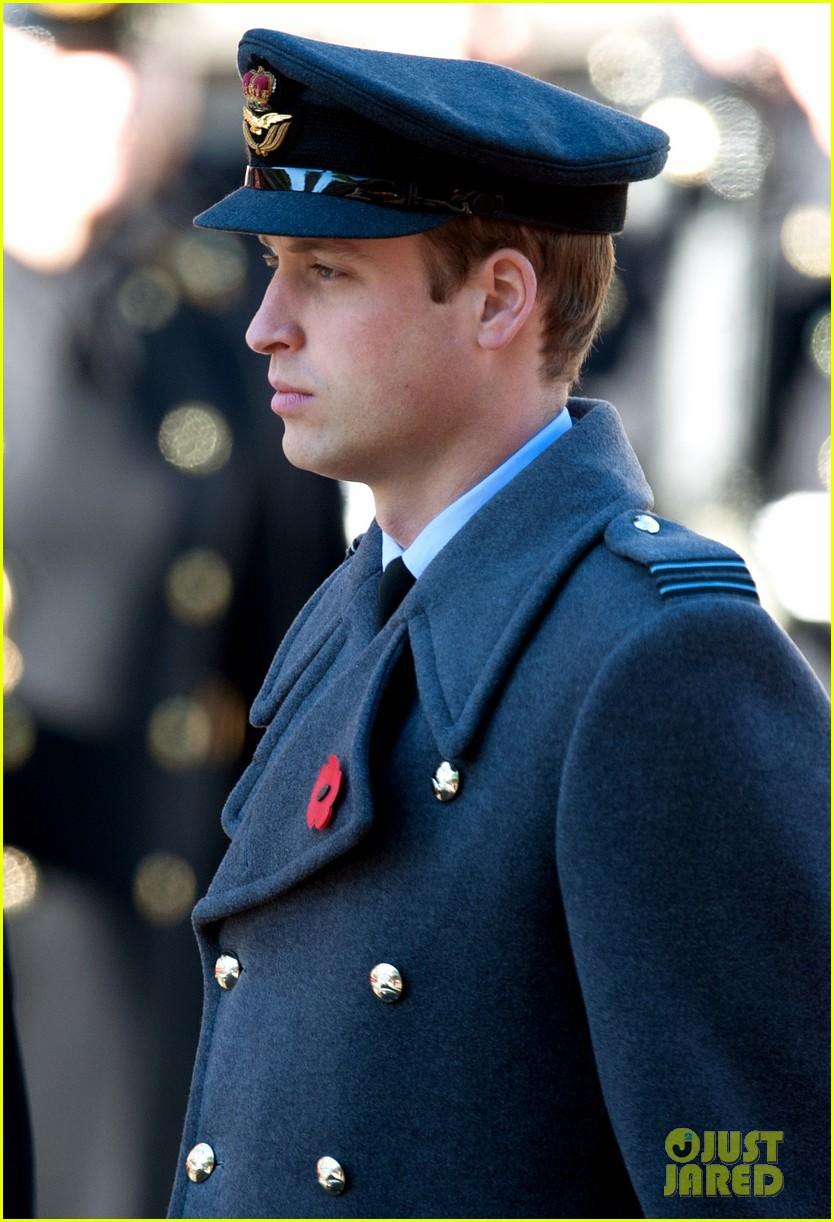 kate middleton prince william remembrance sunday sevice 052989712