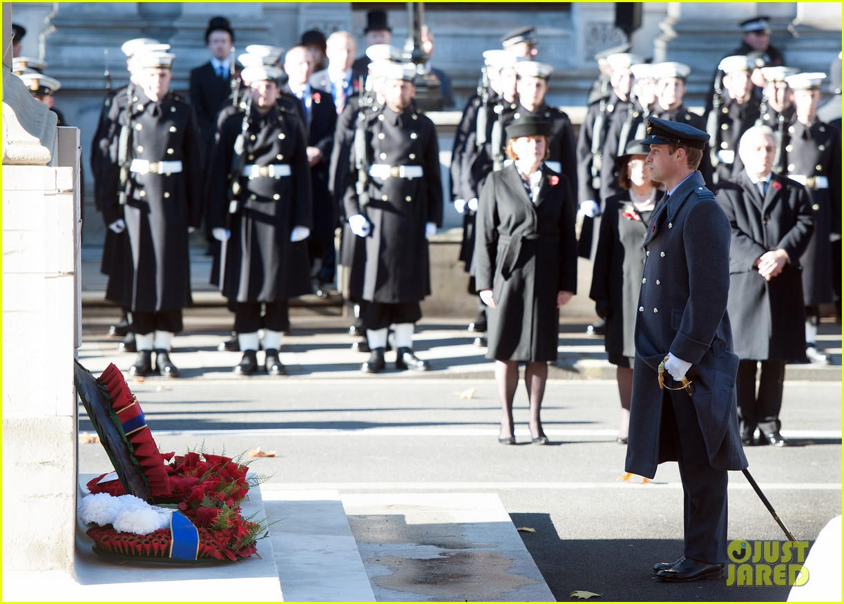 kate middleton prince william remembrance sunday sevice 222989729
