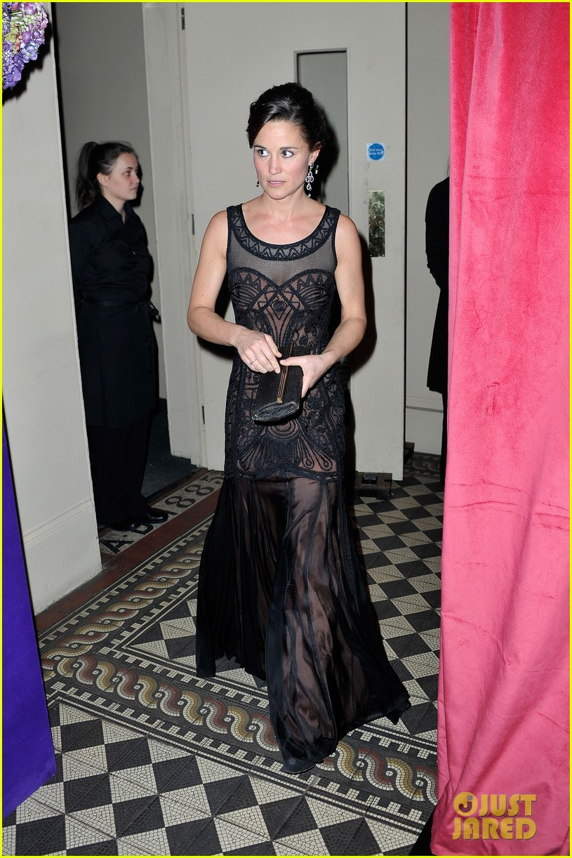 pippa middleton sugarplum ball with nico jackson 012996838