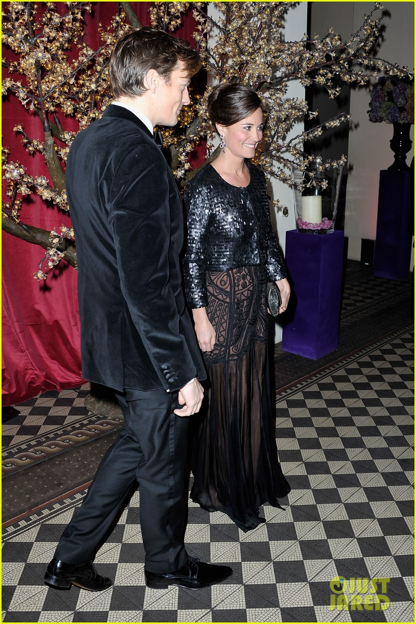 pippa middleton sugarplum ball with nico jackson 102996847