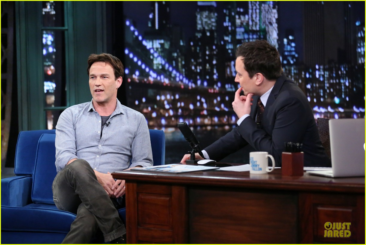 stephen moyer sound of music promo on fallon 043000456
