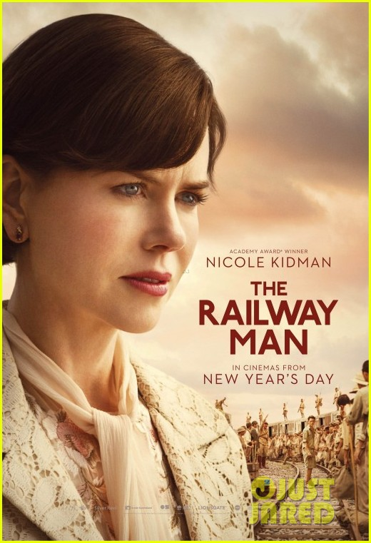 nicole kidman railway man posters trailer 02
