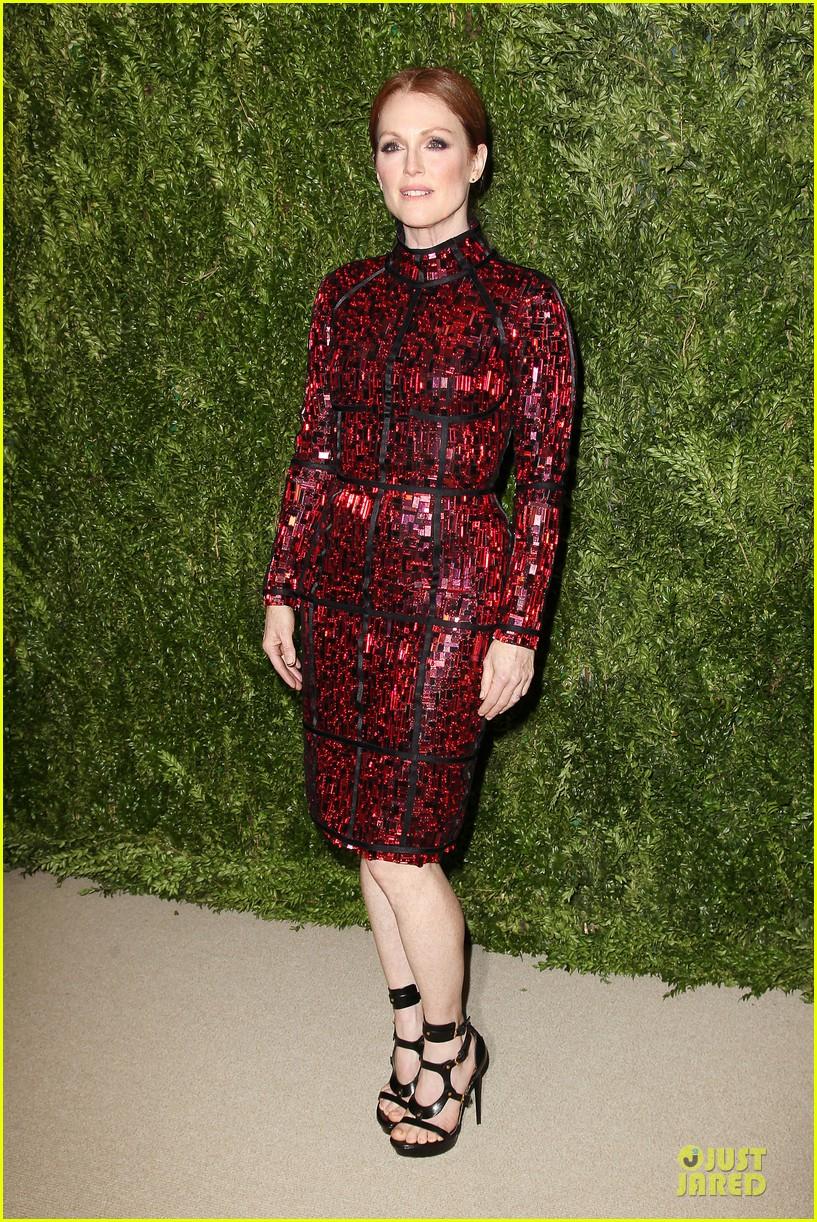 ashley olsen julianne moore cfda fashion fund finalists celebration 152990883