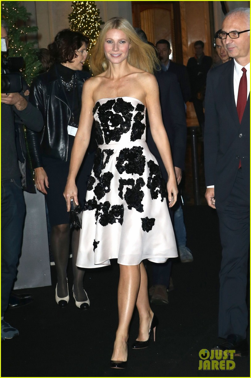 gwyneth paltrow printemps christmas decorations inauguration 07