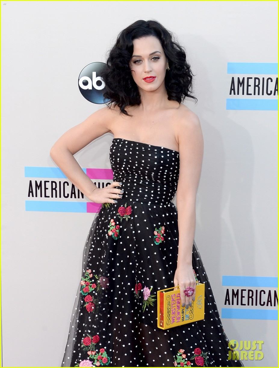 katy perry amas 2013 red carpet 172999213