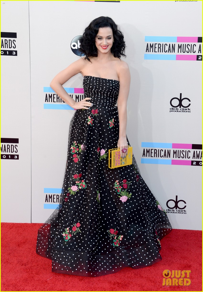 katy perry amas 2013 red carpet 192999215
