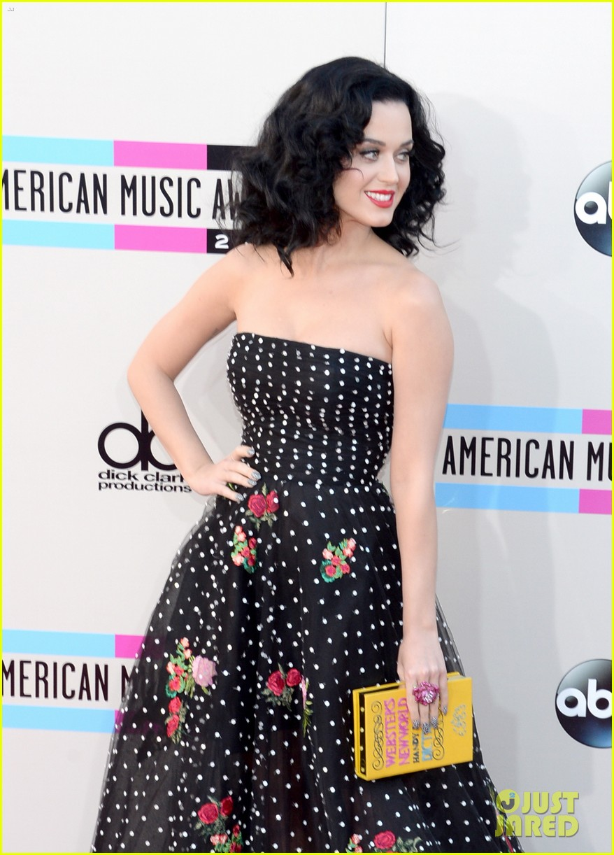 katy perry amas 2013 red carpet 202999216