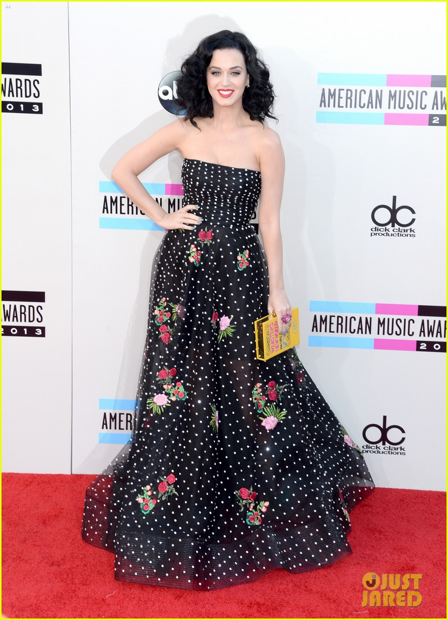 katy perry amas 2013 red carpet 232999219