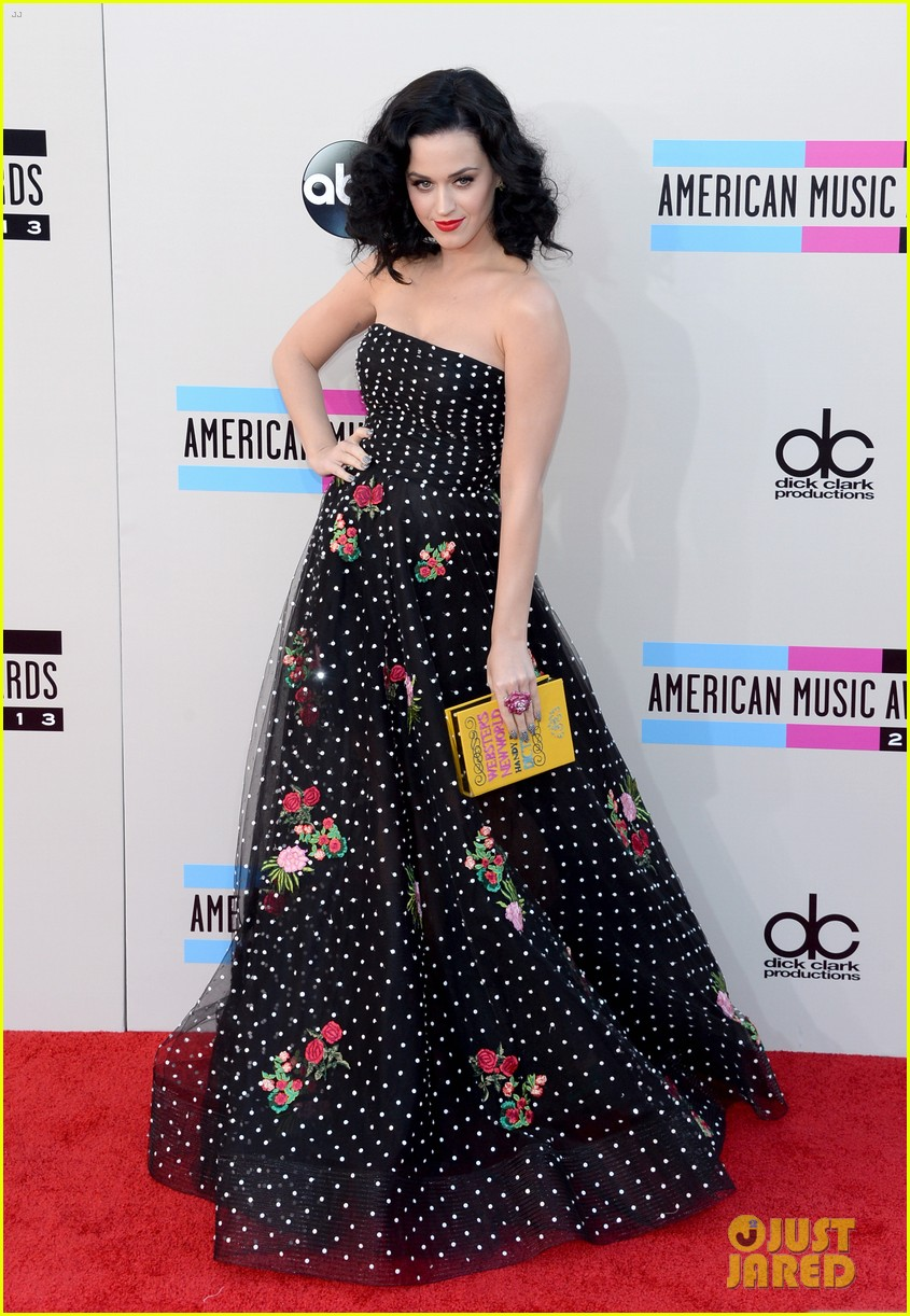 katy perry amas 2013 red carpet 262999222