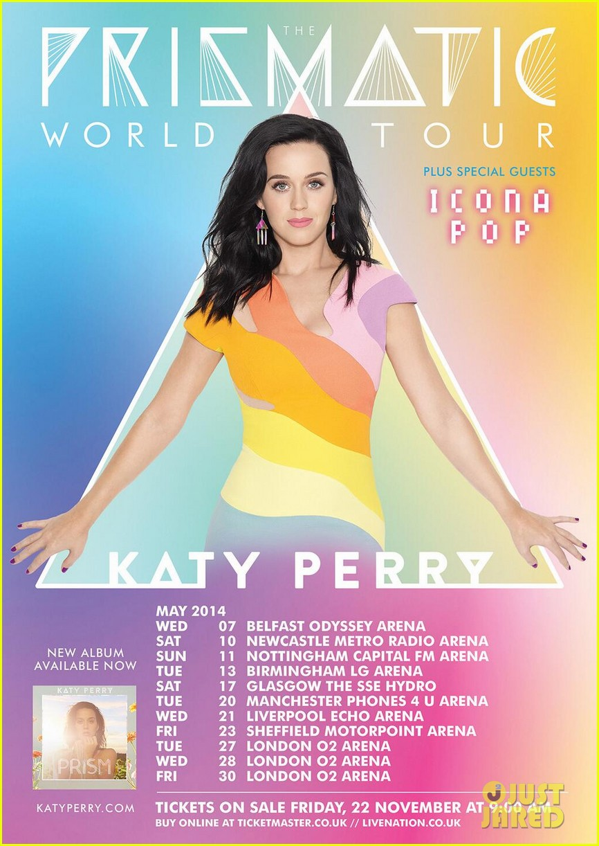 katy perry reveals first prismatic world tour dates 032995338