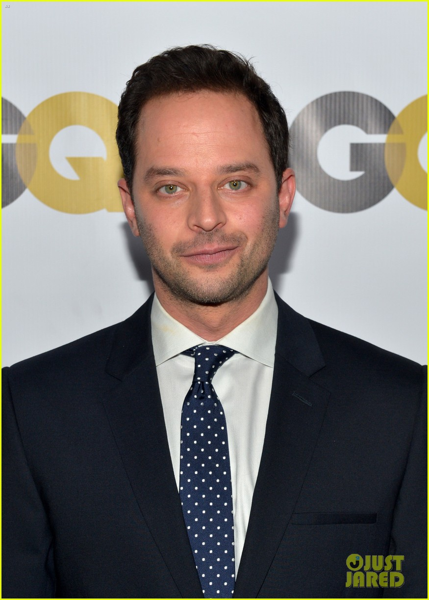 amy poehler nick kroll gq men of the year party 102991498