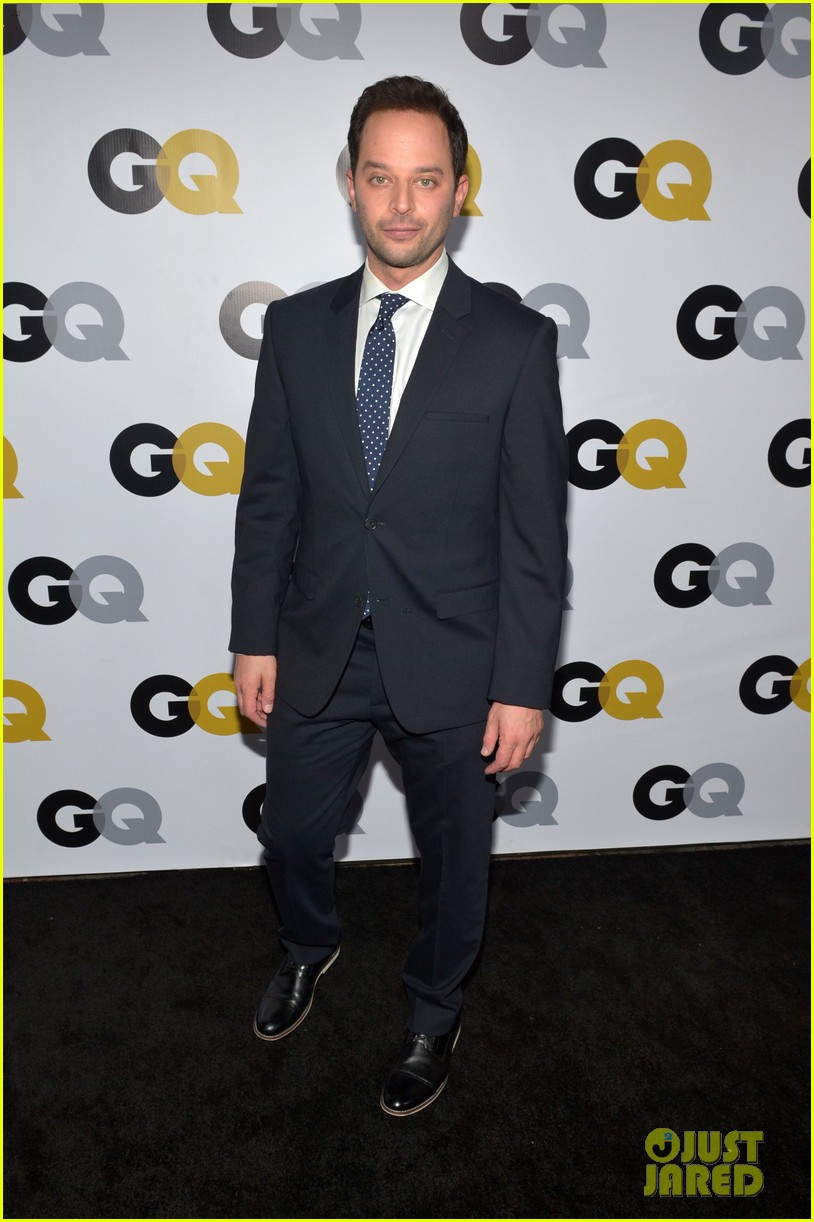 amy poehler nick kroll gq men of the year party 112991499