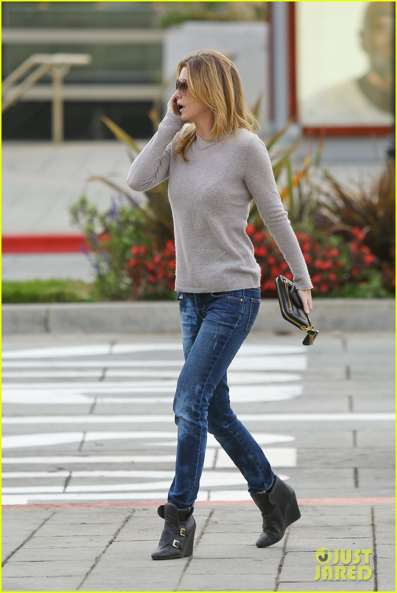ellen pompeo steps out after greys anatomy birthday wishes 032995954