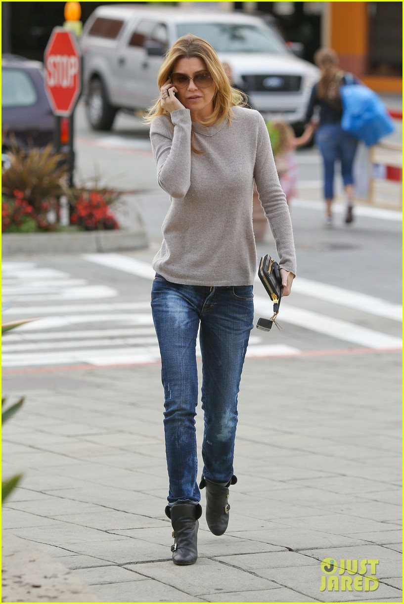 ellen pompeo steps out after greys anatomy birthday wishes 052995956