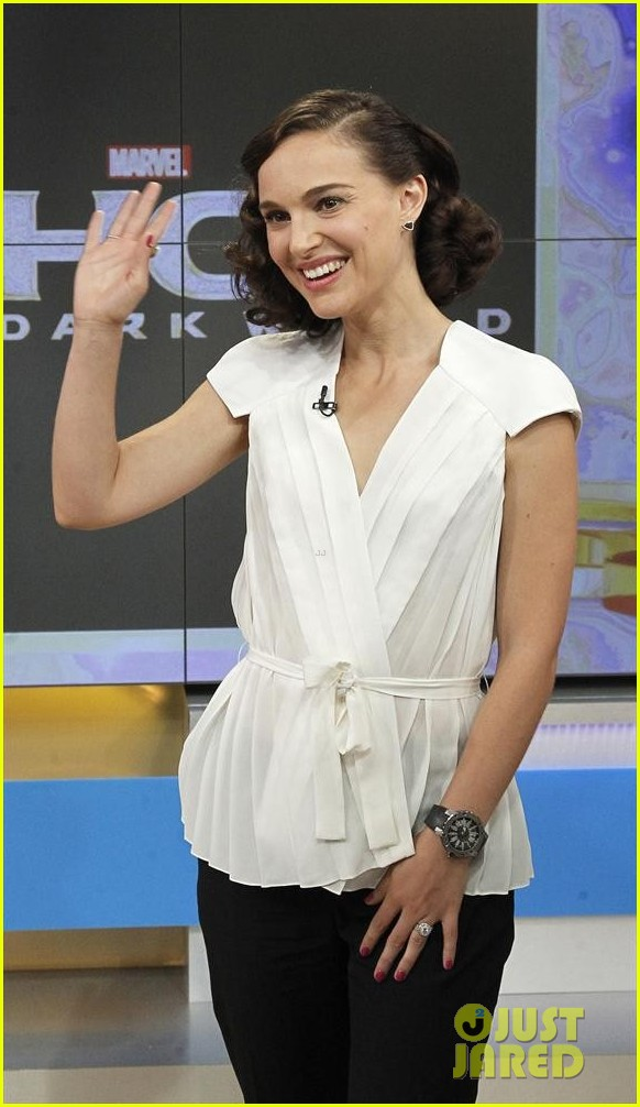 natalie portman promotes thor on gma movie out tomorrow 04a2987631