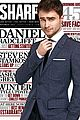 daniel radcliffe covers sharp magazine november 2013 05