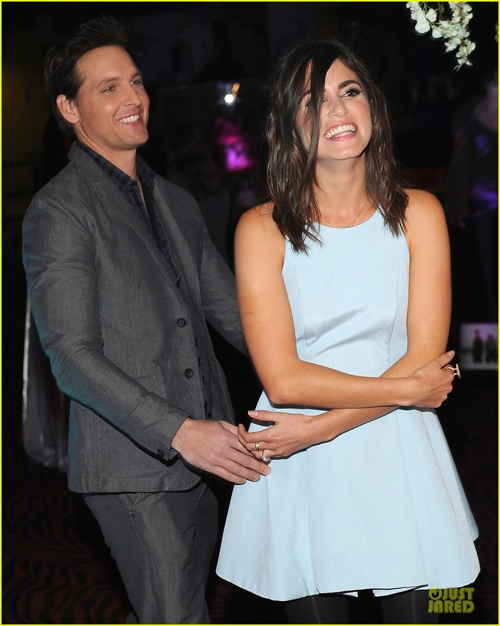 nikki reed peter facinelli twilight experience exhibit launch 042986211