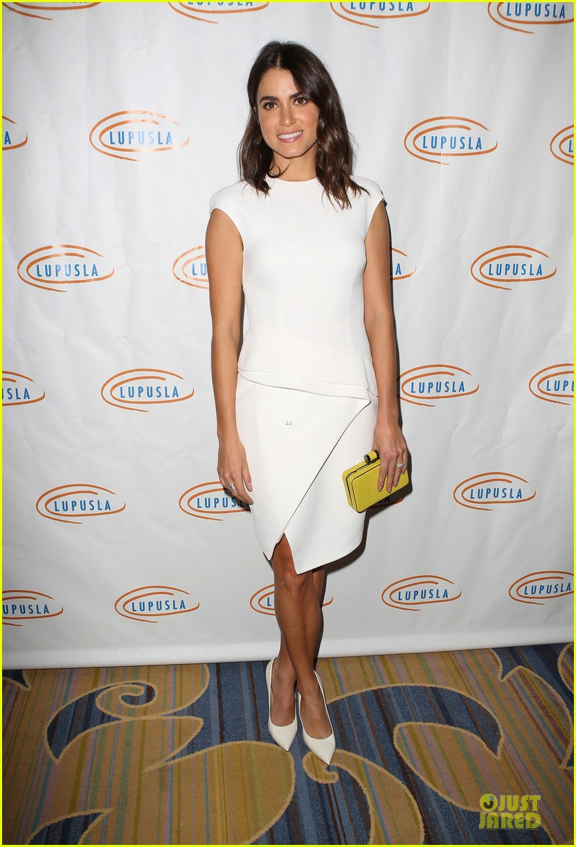 nikki reed lupus la hollywood bag ladies luncheon 03