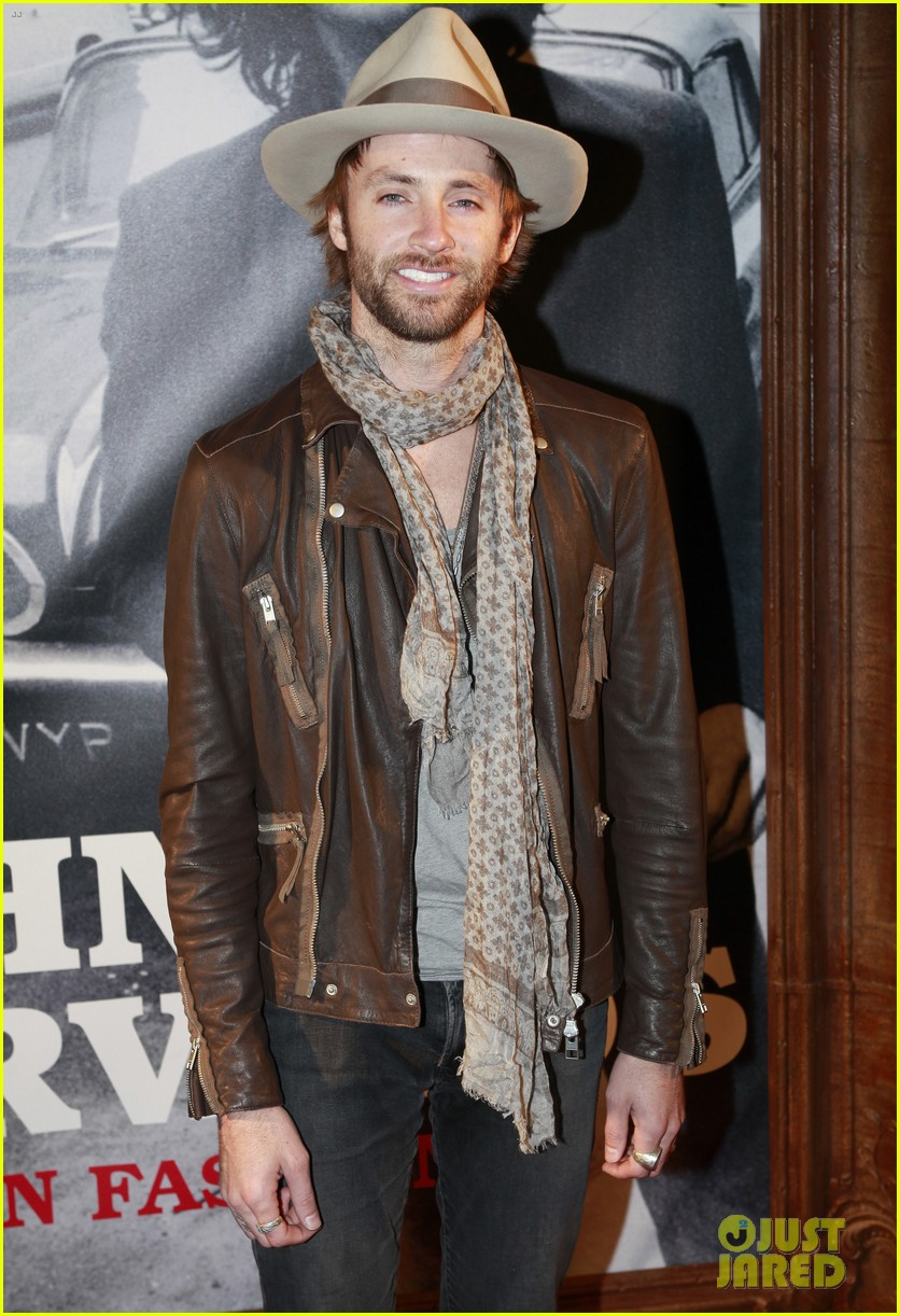 nikki reed paul mcdonald john varvatos book launch party 122988325