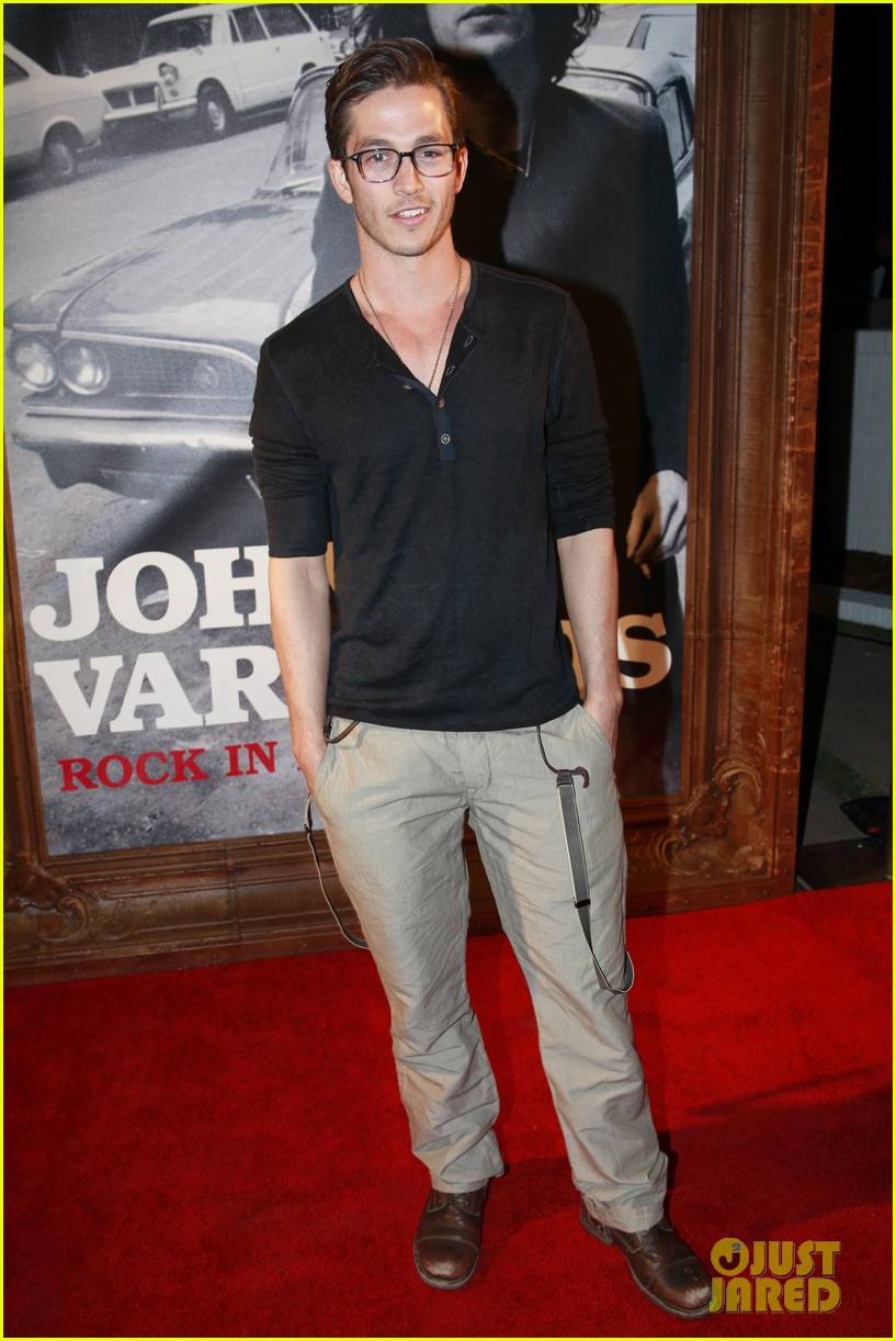 nikki reed paul mcdonald john varvatos book launch party 142988327