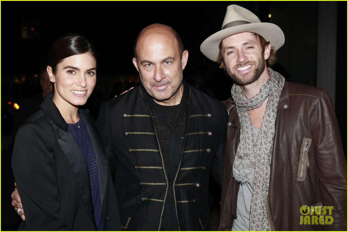 nikki reed paul mcdonald john varvatos book launch party 172988330