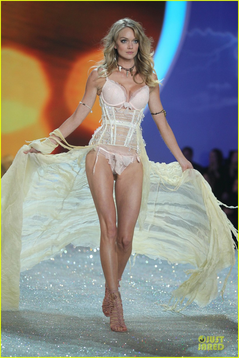 hilary rhoda lindsay ellingson victorias secret fashion show 2013 132992360