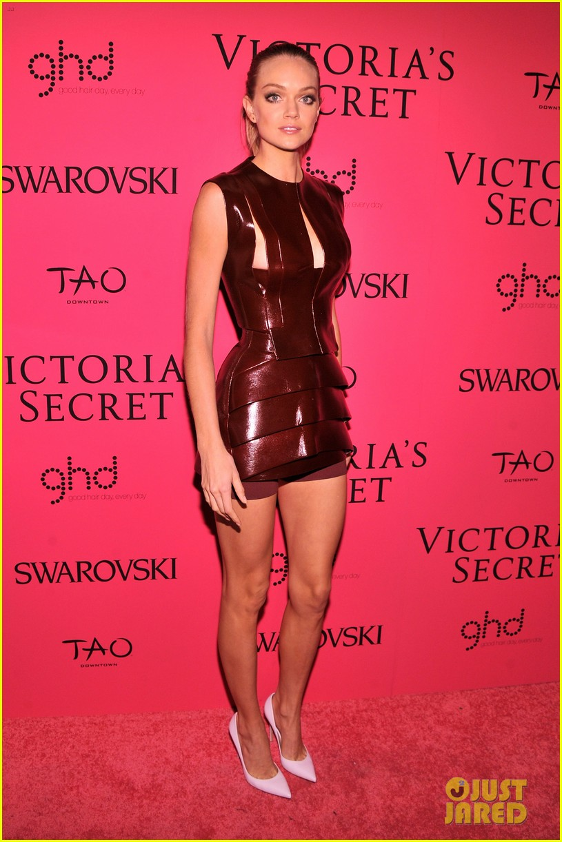 hilary rhoda lindsay ellingson victorias secret fashion show after party 2013 072992529