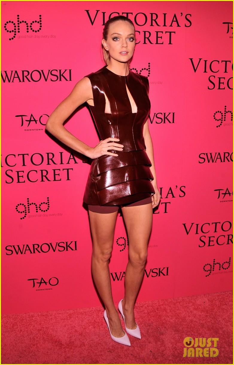 hilary rhoda lindsay ellingson victorias secret fashion show after party 2013 082992530