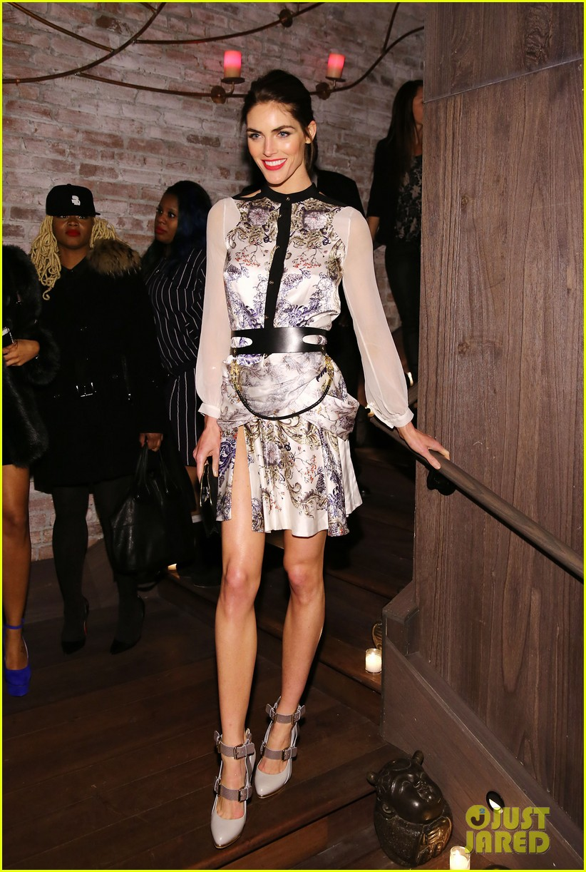 hilary rhoda lindsay ellingson victorias secret fashion show after party 2013 11