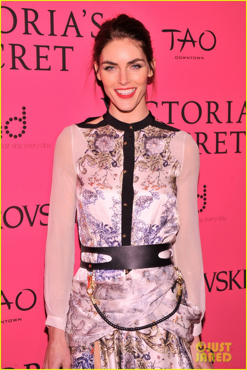 hilary rhoda lindsay ellingson victorias secret fashion show after party 2013 122992534