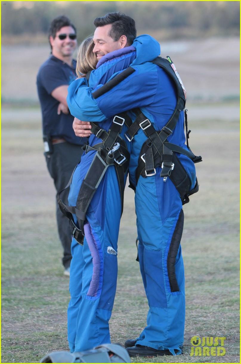leann rimes eddie cibrian skydive elsinore couple 222990963