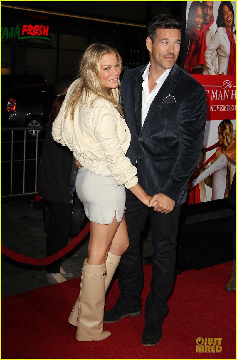 LeAnn Rimes & Eddie Cibrian Kiss at 'Best Man Holiday' Premiere!: Photo 2986868   Eddie Cibrian ...