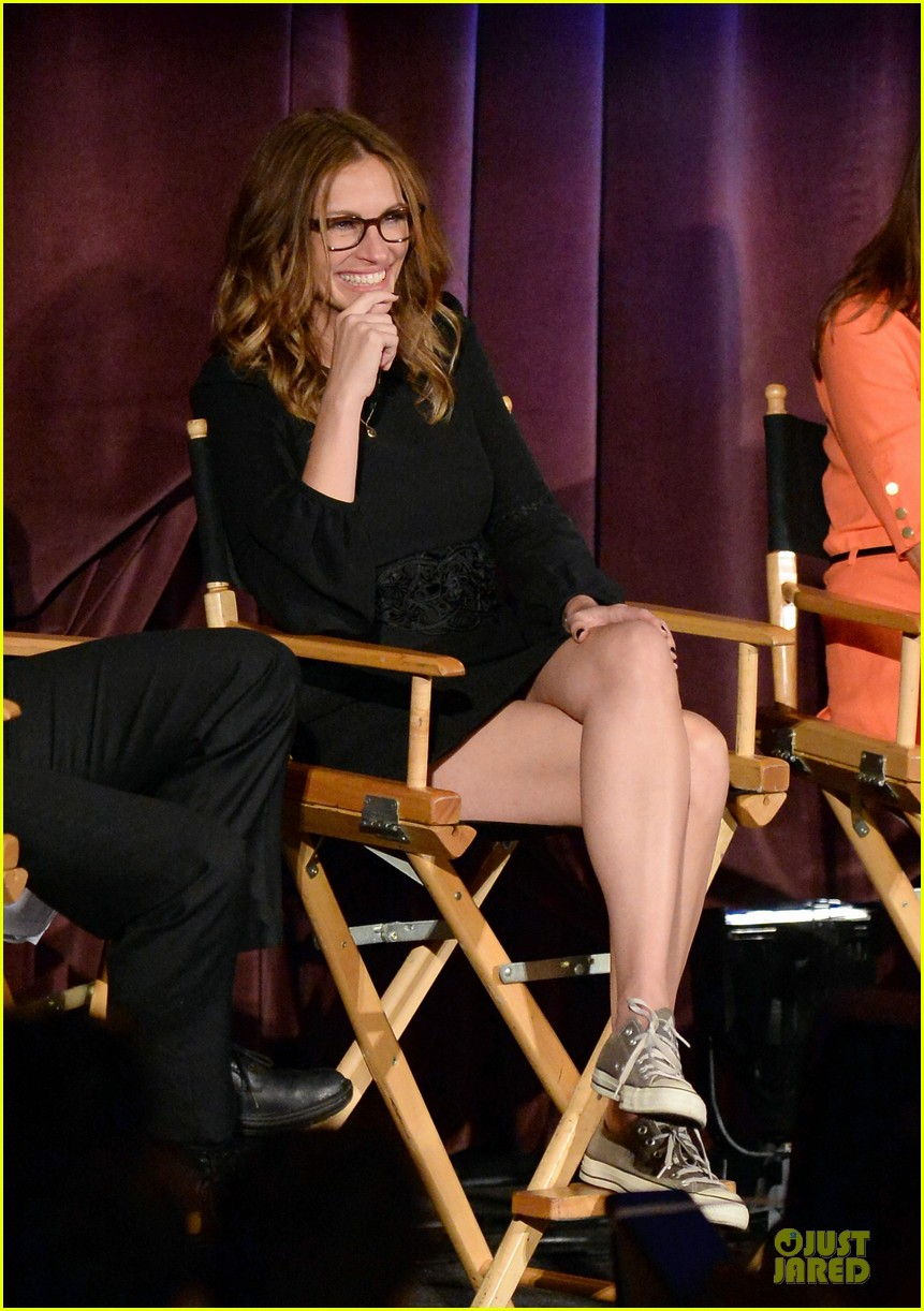 julia roberts george clooney august screening qa 21