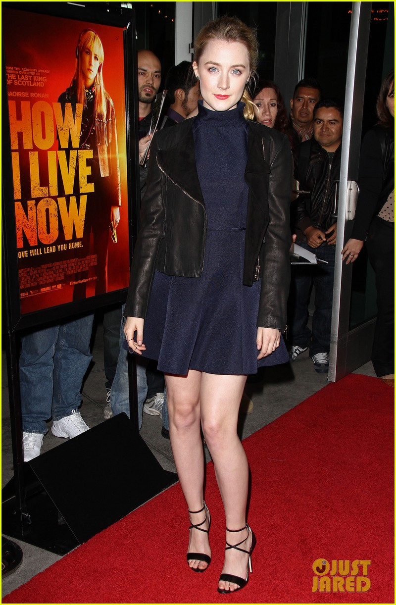 saoirse ronan how i live now premiere 01