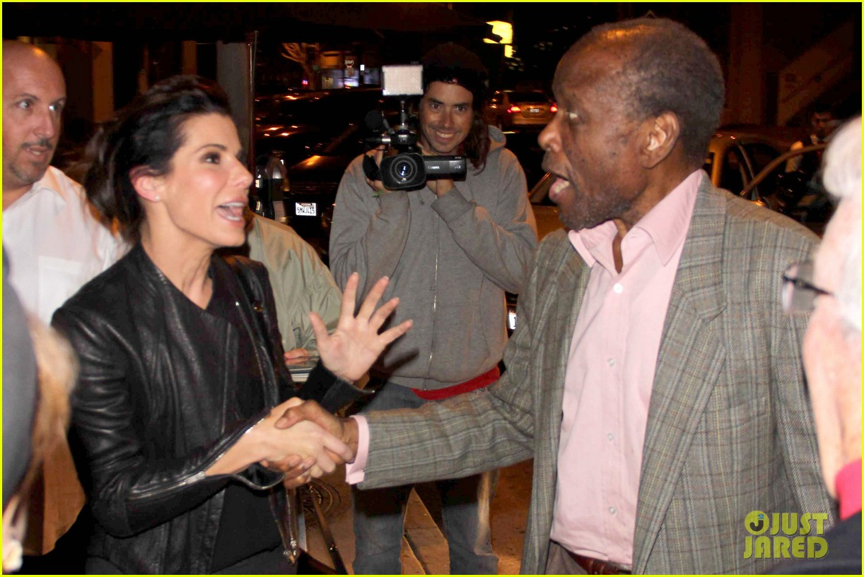 sandra bullock very popular waitress early career 09