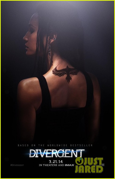 shailene woodley new divergent posters revealed 022987770