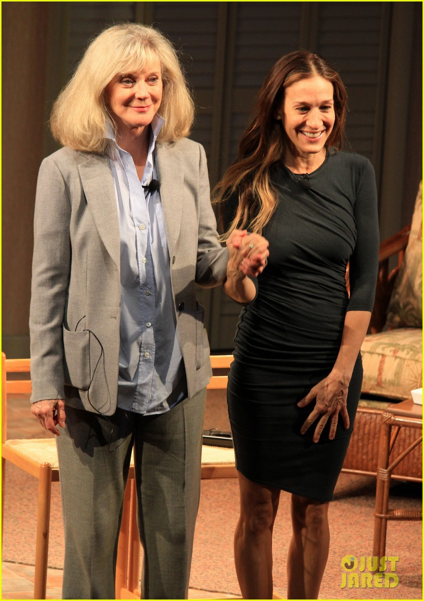 sarah jessica parker commons of pensacola curtain call 14