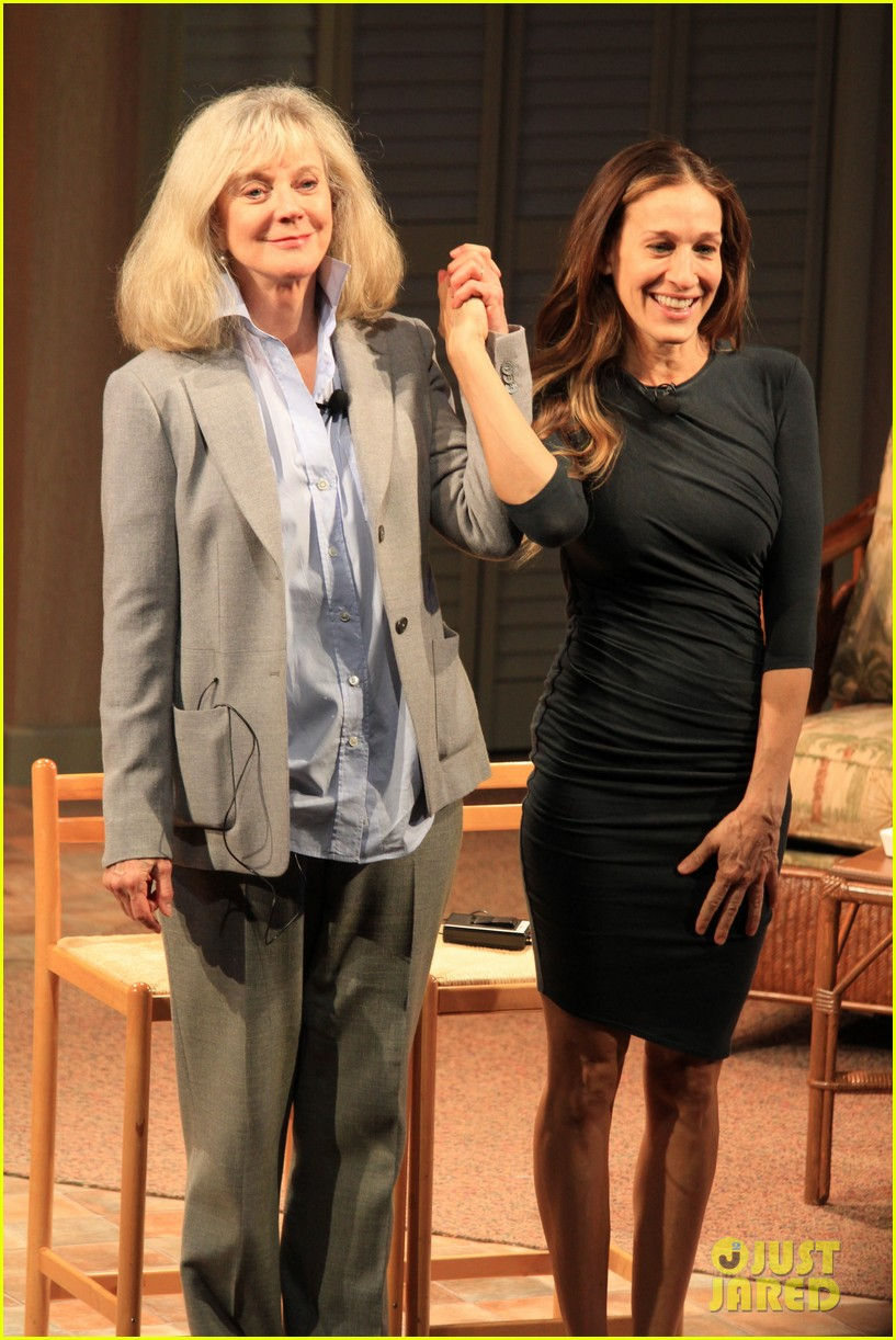 sarah jessica parker commons of pensacola curtain call 16