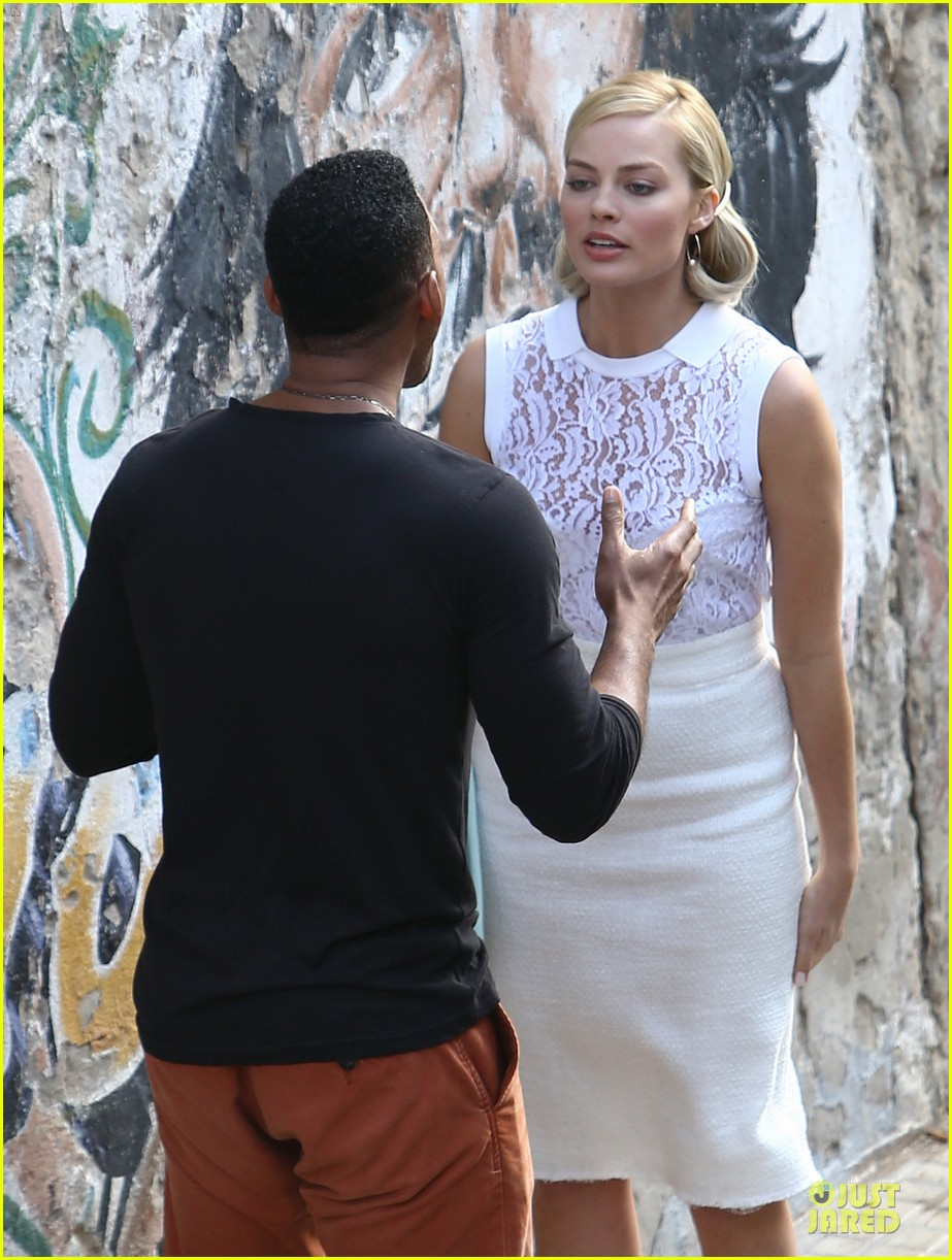 will smith margot robbie focus filming in argentina 04