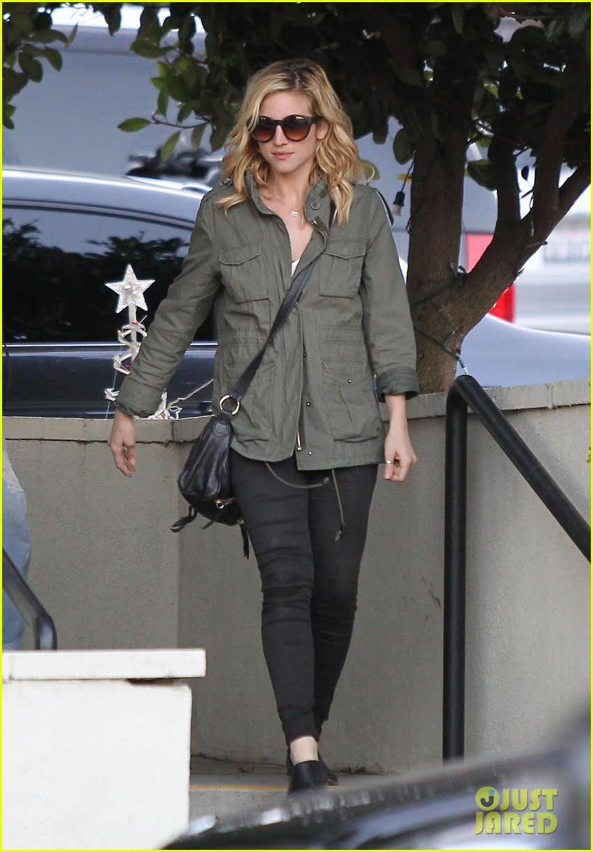 brittany snow join love is louder crowdrise campaign 013002112