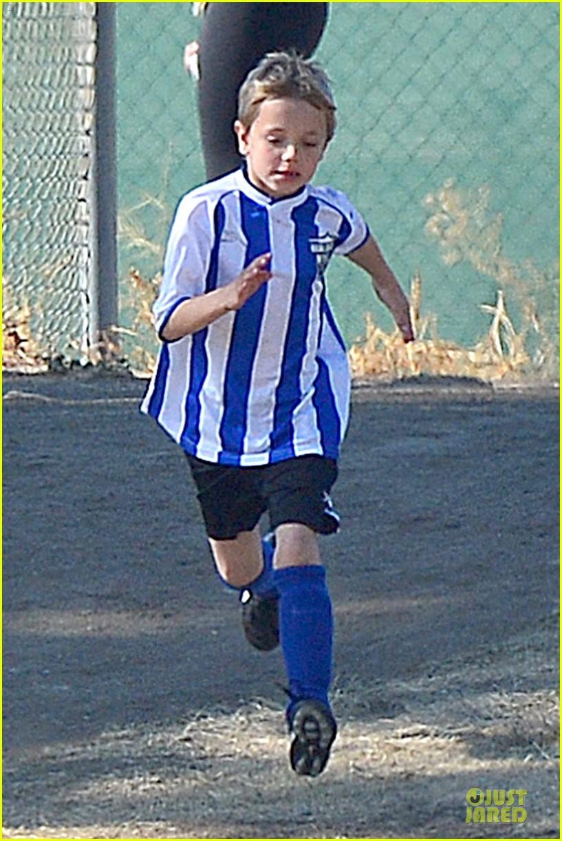 britney spears david lucado soccer game with kevin federline 222989162