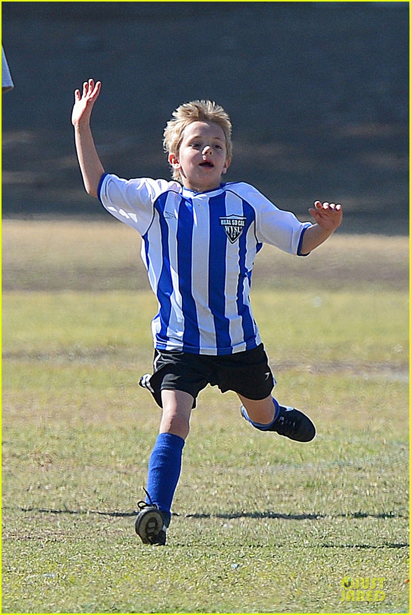 britney spears david lucado soccer game with kevin federline 242989164