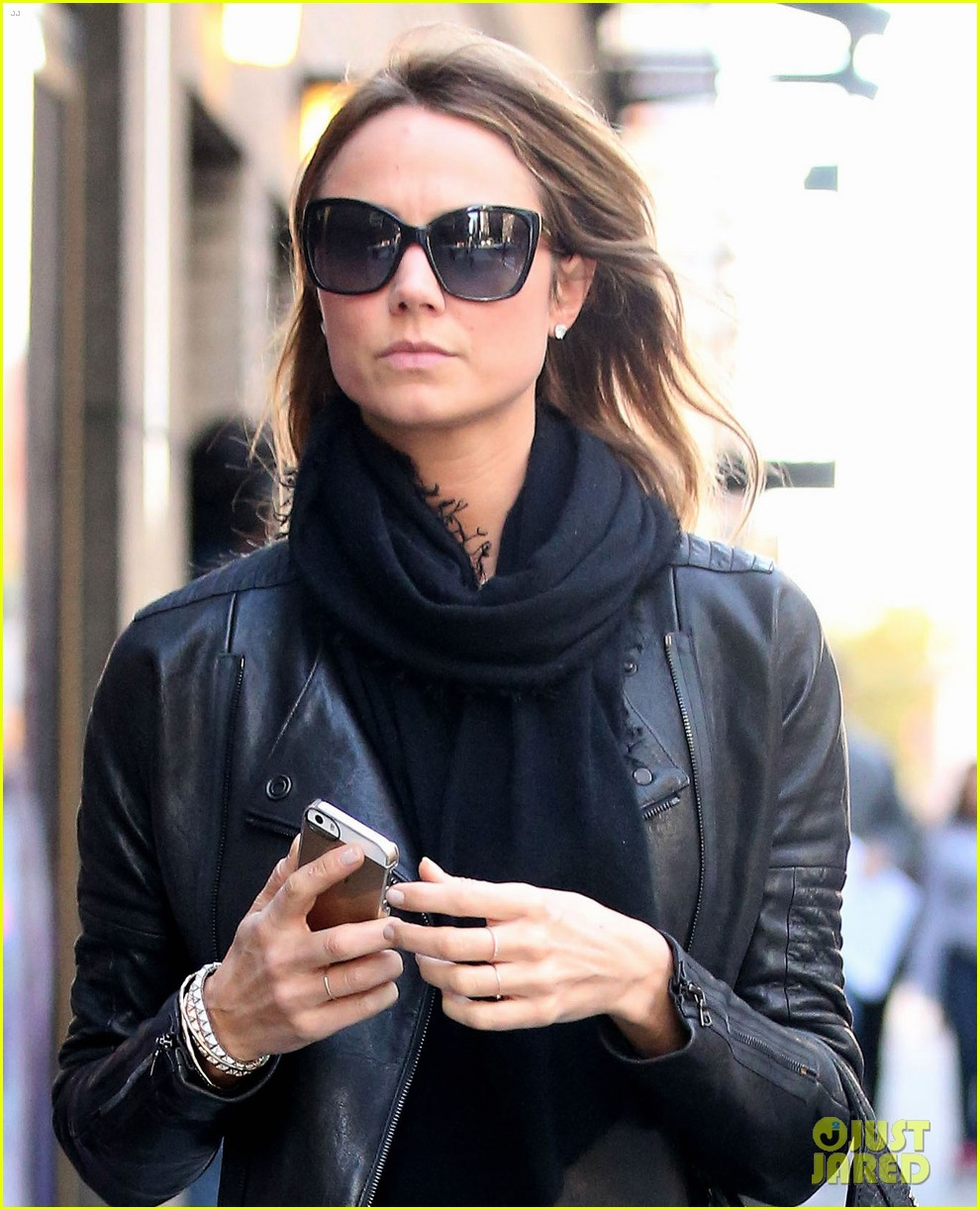 stacy kiebler post ace awards outing nyc 012987939