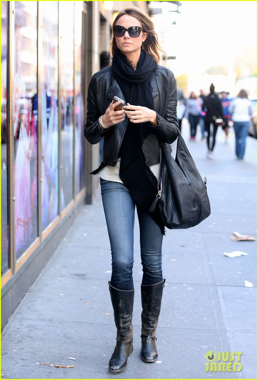 stacy kiebler post ace awards outing nyc 022987940